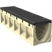 Aco Aco Powerdrain S200k Ductile Iron Edge By Trench Drain Supply