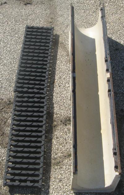 6 Quot Wide En1500 Polymer Concrete Trench Drain Ductile