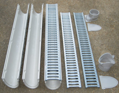 Mea Josam Cps100 60 60 Complete Trench Drain Kit 4