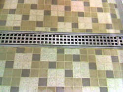 picture of stainless steel grate