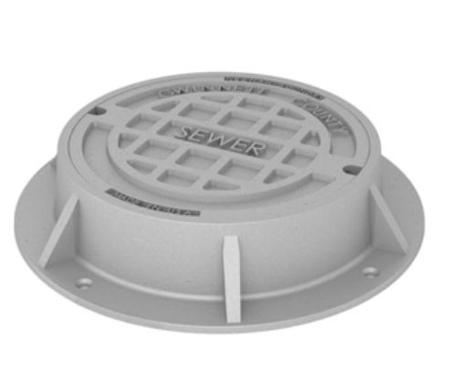 Neenah R-1429-CU Manhole Frames and Covers