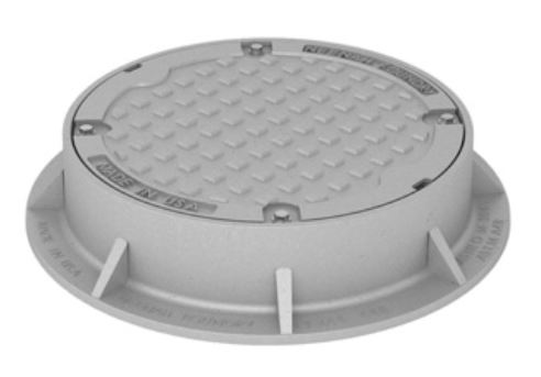 Neenah R-1470-EB Manhole Frames and Covers