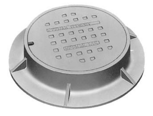 Neenah R-1510-A Manhole Frames and Covers