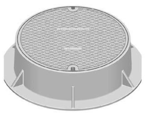 Neenah R-1558 Manhole Frames and Covers