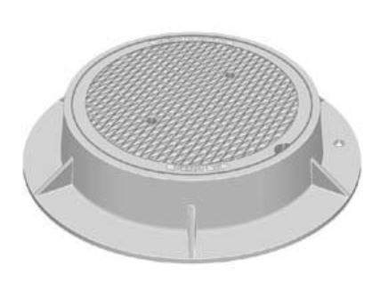 Neenah R-1570-A Manhole Frames and Covers
