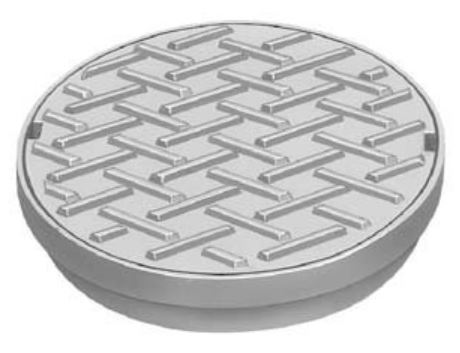 Neenah R-1645-A Manhole Frames and Covers