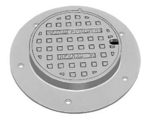 Neenah R-1647-A Manhole Frames and Covers