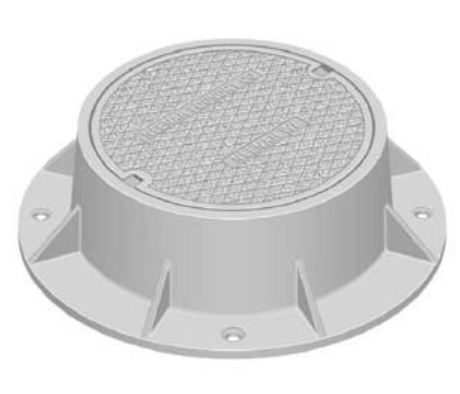 Neenah R-1760-A Manhole Frames and Covers