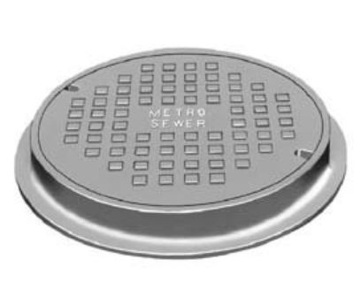 Neenah R-1798-1 Manhole Frames and Covers