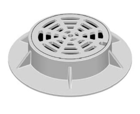 R 2540 Neenah R 2540 Inlet Frames And Grates By Trench