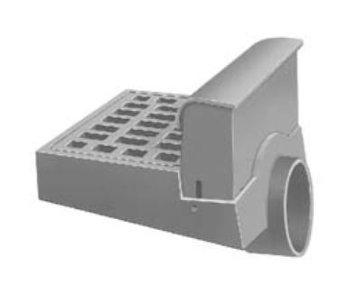 Neenah R-3165 Combination Inlets With Curb Box