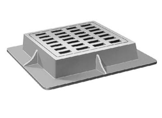 Neenah R-3437 Combination Inlets Without Curb Box