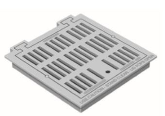 Neenah R-3498-K2G Airport Castings: Manhole Frames and Grates