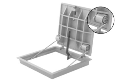 Neenah R-3498-R3 Airport Castings: Manhole Frames and Grates