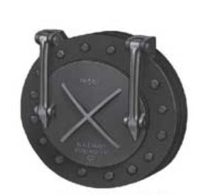 R 5050 Ff12 Neenah R 5050 Ff12 Valves And Gates By