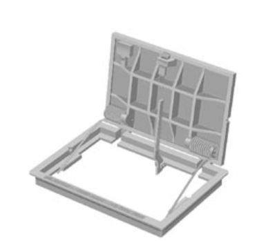 Neenah R-6663-NP Access and Hatch Covers