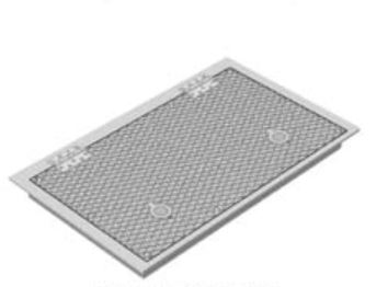 Neenah R-6665-1FH Access and Hatch Covers