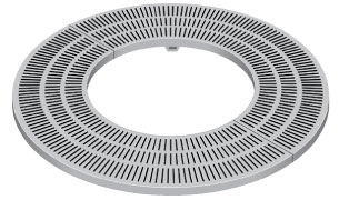 Neenah R-8871-1 Majestic Collection Tree Grate