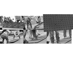 Neenah R4984 Detectable Warning Plate