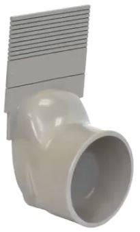 100-OE4 Outlet End Cap
