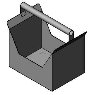 350159 Cb Split Sediment Bucket By Trench Drain Supply