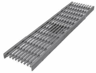 Aco 98991 Type 448q B Stainless Long Slotted 5m By