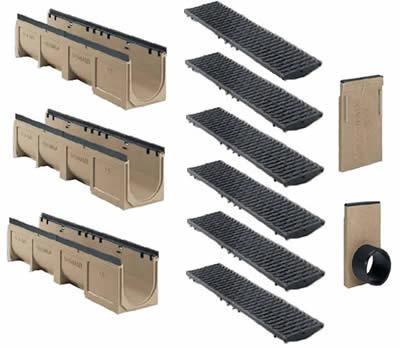 Cps606 20 6 Quot Wide 20 Foot Kit En1500 Polymer Concrete
