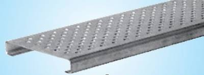 Class A - Galv Steel Perforated Grate 24""
