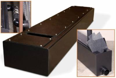Hm 12185 Drain Trough 12 X 18 X 5 By Trench Drain Supply