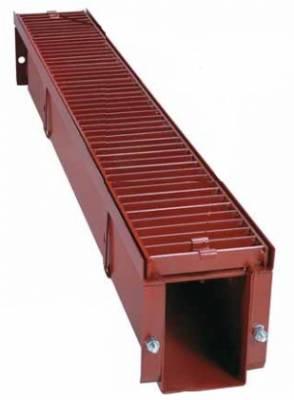 Ms 6tdsg6 6 Quot Wide Steel Trench Drain Steel Grate 6