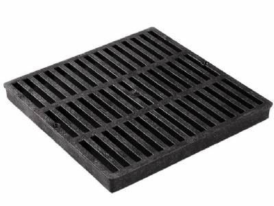 Nds 1211 1211 Square Grate Black 12 Quot X 12 Quot By Trench