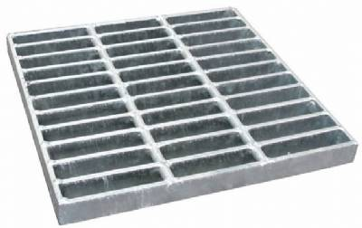 Nds 2415 2415 Square Grate Galv Steel 24 Quot X 24 Quot By