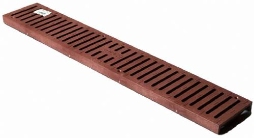 Nds 251 251 Spee D Channel Grate Brick Red By Trench