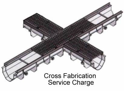 Z882 Crossfab Z882 Cross Fabrication Charge By Trench