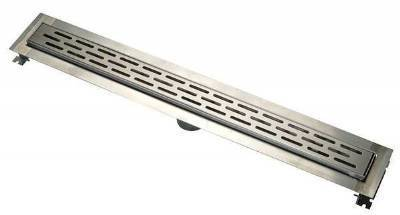 "ZS880 72"" Stainless Steel Linear Shower Drain"