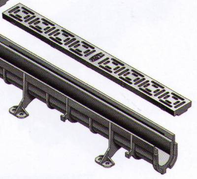 Z880 Z Z880 48 Quot Trench Drain Channel By Trench Drain Supply